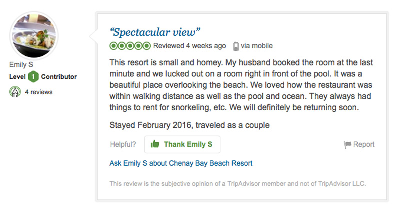 review chenay bay beach resort saint croix hotel accommodation us virgin islands
