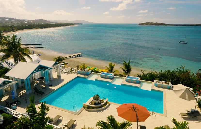 Chenay Bay Beach Resort St. Croix US Virgin Islands